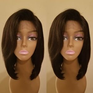 Lacefront closure wig
